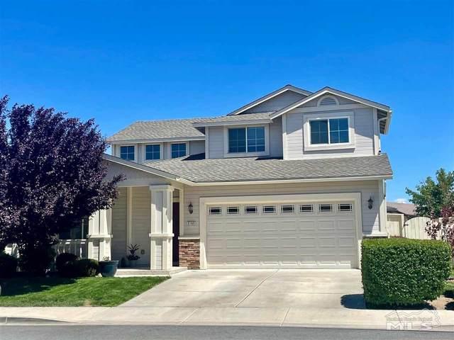 2165 Overland Park Drive, Reno, NV 89521 (MLS #210008377) :: Morales Hall Group