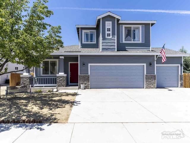 509 Vail Dr. Vail, Dayton, NV 89403 (MLS #210008379) :: NVGemme Real Estate