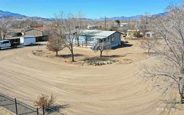 5375 Meadow Lane, Stagecoach, NV 89429 (MLS #210008381) :: NVGemme Real Estate
