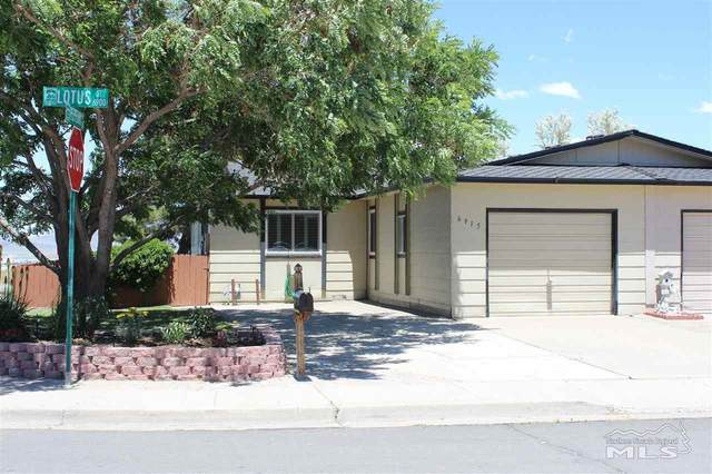 6915 Lotus St, Reno, NV 89506 (MLS #210008387) :: Colley Goode Group- eXp Realty