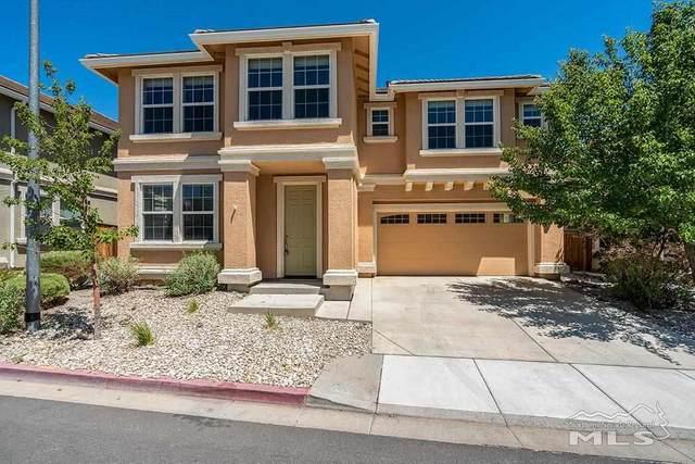 3740 Thistledown Court -----, Reno, NV 89512 (MLS #210008392) :: Chase International Real Estate