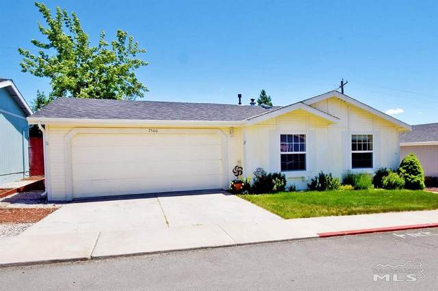 7560 S Claridge Pointe Parkway, Reno, NV 89506 (MLS #210008393) :: Colley Goode Group- eXp Realty