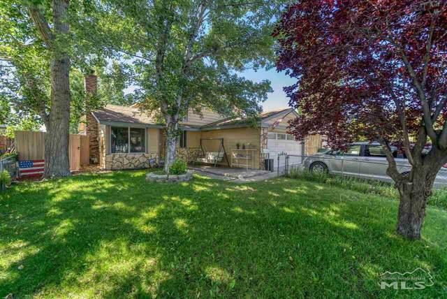 2250 Howard Drive, Sparks, NV 89434 (MLS #210008400) :: NVGemme Real Estate