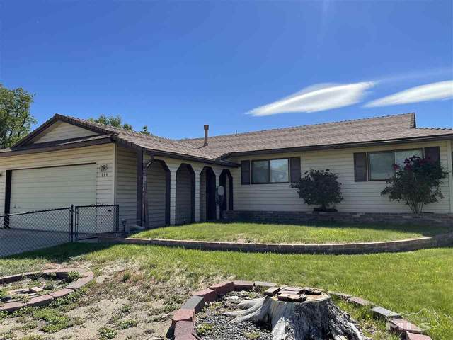 444 6th St., Fernley, NV 89408 (MLS #210008401) :: The Mike Wood Team