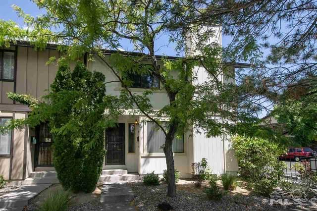 1485 Foster Dr, Reno, NV 89509 (MLS #210008402) :: NVGemme Real Estate