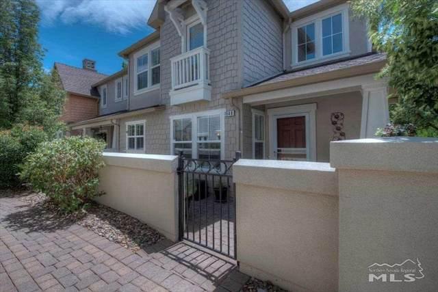 1648 Spicewood Circle, Reno, NV 89523 (MLS #210008403) :: Theresa Nelson Real Estate