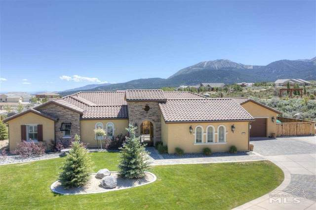 5600 Mont Pelier Ct, Reno, NV 89511 (MLS #210008405) :: Vaulet Group Real Estate