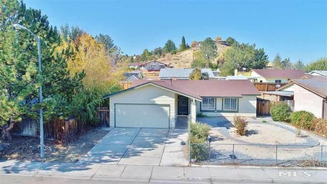 1016 Palmwood, Sparks, NV 89434 (MLS #210008410) :: Chase International Real Estate