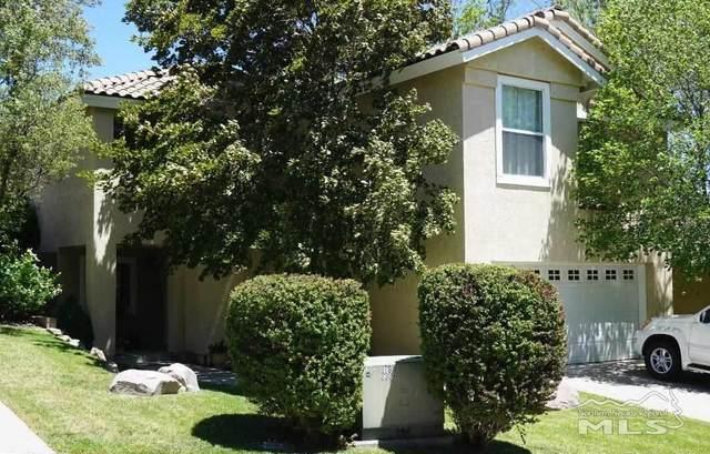 2611 Mountain Springs Road, Reno, NV 89519 (MLS #210008415) :: Theresa Nelson Real Estate