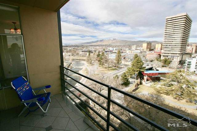 280 Island Ave #1105, Reno, NV 89501 (MLS #210008423) :: The Mike Wood Team