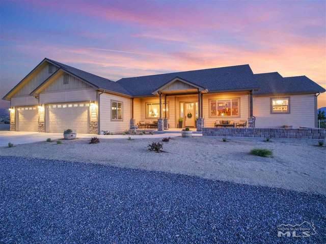 2415 Mt Como Road, Gardnerville, NV 89410 (MLS #210008428) :: Chase International Real Estate