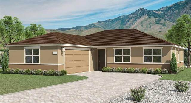 7606 Arya Ct. Lot 44, Reno, NV 89506 (MLS #210008432) :: Colley Goode Group- eXp Realty