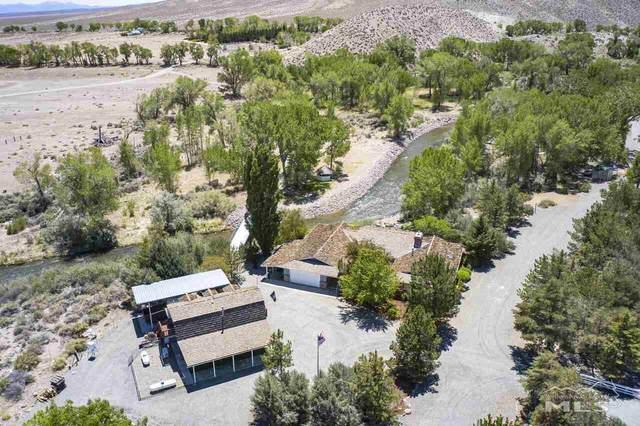 1425 State Route 208, Yerington, NV 89447 (MLS #210008436) :: NVGemme Real Estate