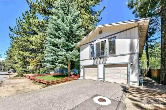 2503 Conestoga Drive, South Lake Tahoe, CA 96150 (MLS #210008458) :: Vaulet Group Real Estate