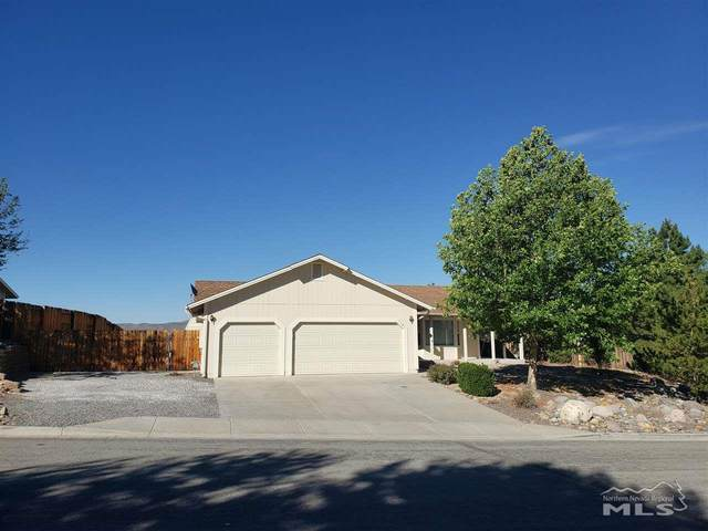 1101 Longspur, Sparks, NV 89441 (MLS #210008461) :: The Mike Wood Team