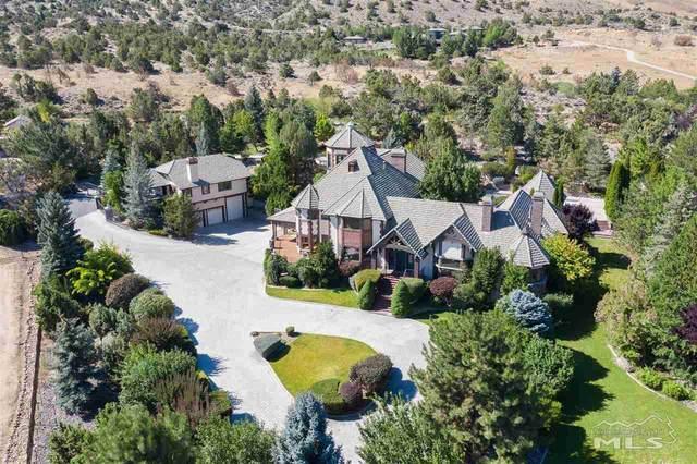 4259 Plateau  Road, Reno, NV 89519 (MLS #210008466) :: Morales Hall Group