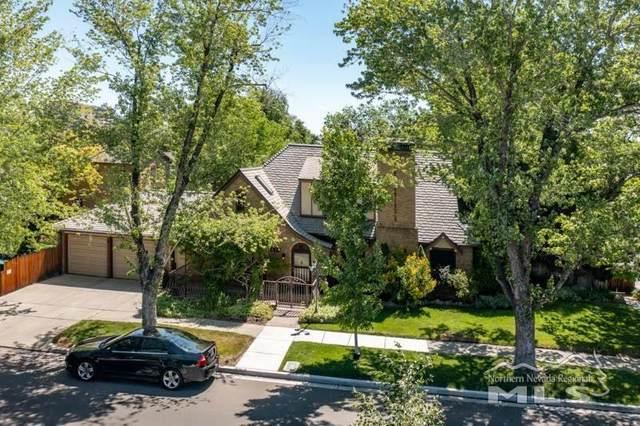 644 Gordon Ave, Reno, NV 89509 (MLS #210008472) :: Morales Hall Group