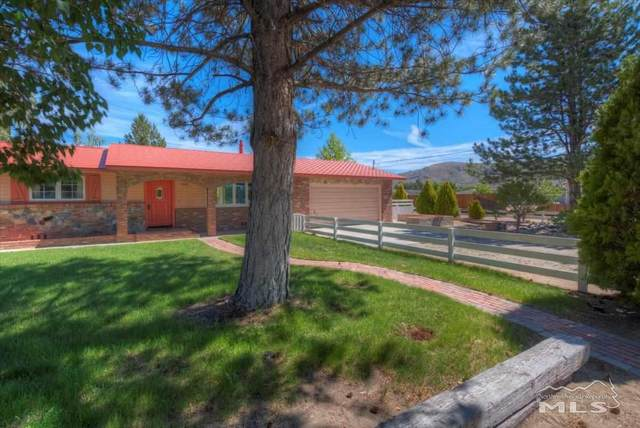 1300 Valley View, Carson City, NV 89701 (MLS #210008473) :: Theresa Nelson Real Estate