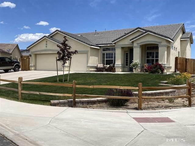 102 Chicory Court, Dayton, NV 89403 (MLS #210008479) :: Vaulet Group Real Estate