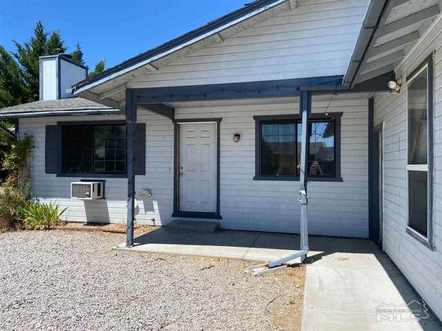2826 Panamint Rd, Carson City, NV 89706 (MLS #210008481) :: The Mike Wood Team
