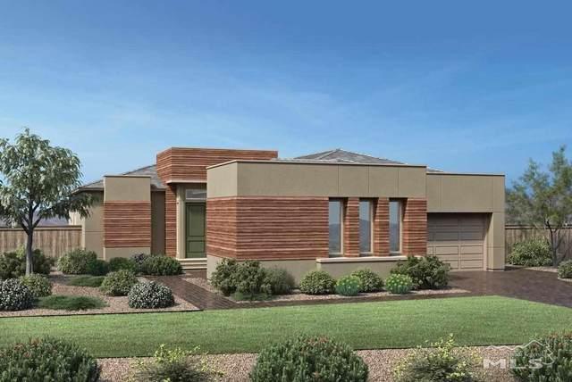9185 Wild Skies Ct Homesite 139, Reno, NV 89523 (MLS #210008482) :: The Mike Wood Team
