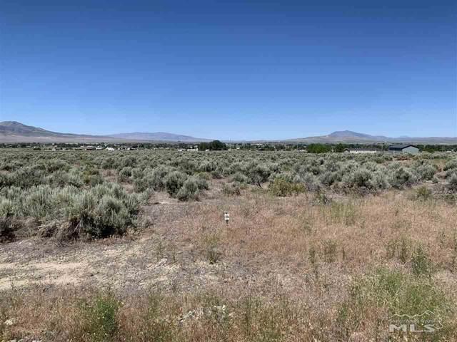 Lot 36 Bea's View, Winnemucca, NV 89445 (MLS #210008490) :: NVGemme Real Estate