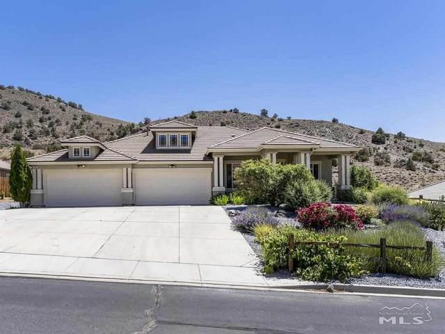 7505 Rough Rock Drive, Reno, NV 89502 (MLS #210008496) :: The Mike Wood Team