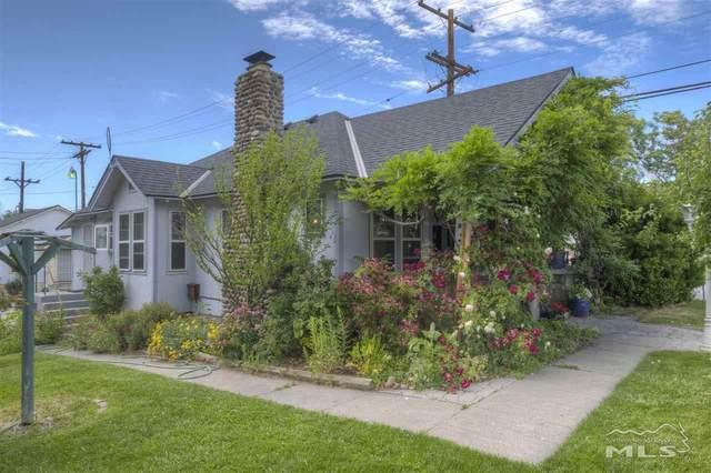 327 Wheeler Avenue, Reno, NV 89502 (MLS #210008501) :: Vaulet Group Real Estate