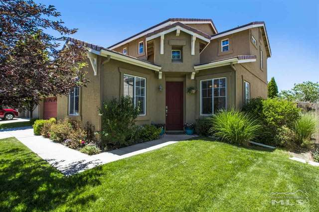 10739 Grayslake Drive, Reno, NV 89521 (MLS #210008505) :: Morales Hall Group