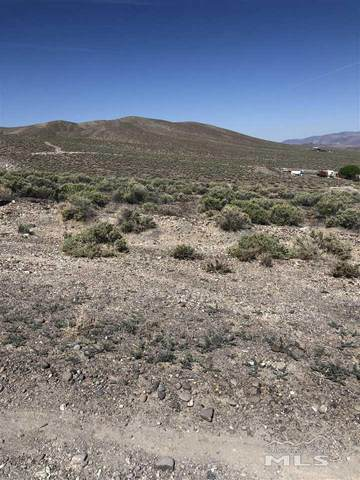 0 Hillcrest Rd, Fernley, NV 89408 (MLS #210008506) :: The Mike Wood Team