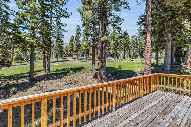 775 Golfers Pass, Incline Village, NV 89451 (MLS #210008510) :: The Mike Wood Team