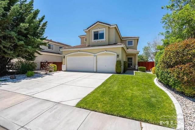 5636 Spandrell Circle, Sparks, NV 89436 (MLS #210008513) :: Chase International Real Estate
