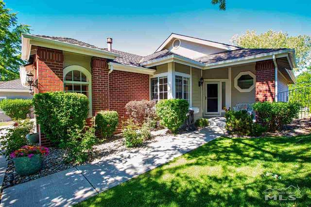 6156 Wycliffe, Reno, NV 89519 (MLS #210008516) :: The Mike Wood Team