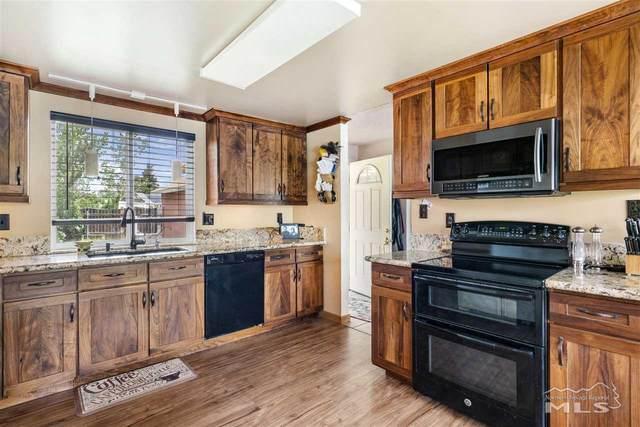 3765 Peregrine Circle, Reno, NV 89508 (MLS #210008521) :: Morales Hall Group