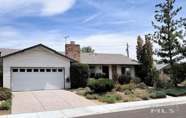 1550 Driftwood Court, Sparks, NV 89431 (MLS #210008528) :: The Mike Wood Team