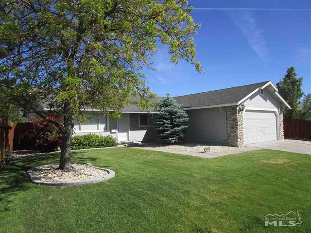 2477 Carriage Crest Drive, Carson City, NV 89706 (MLS #210008531) :: The Mike Wood Team
