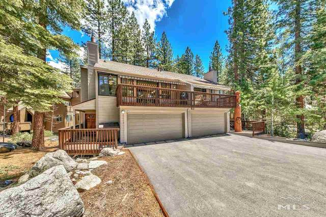 89 Lake Village A, Zephyr Cove, NV 89448 (MLS #210008533) :: The Mike Wood Team