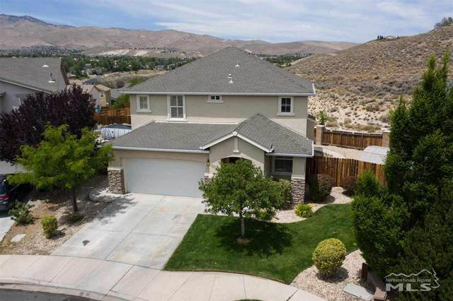 1195 Silver Crest Circle, Reno, NV 89523 (MLS #210008534) :: The Mike Wood Team