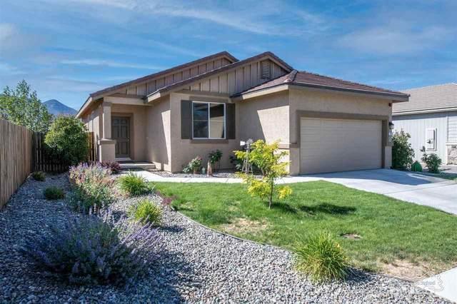 117 Mc Laughlin Lane, Dayton, NV 89403 (MLS #210008537) :: Theresa Nelson Real Estate