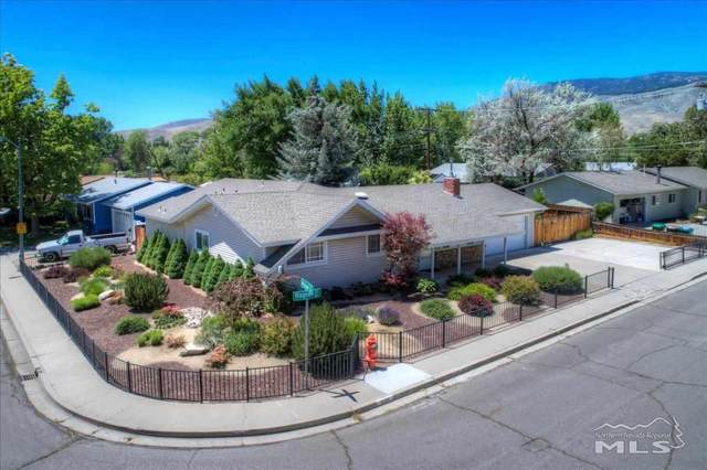 601 Wagner, Carson City, NV 89703 (MLS #210008548) :: Theresa Nelson Real Estate