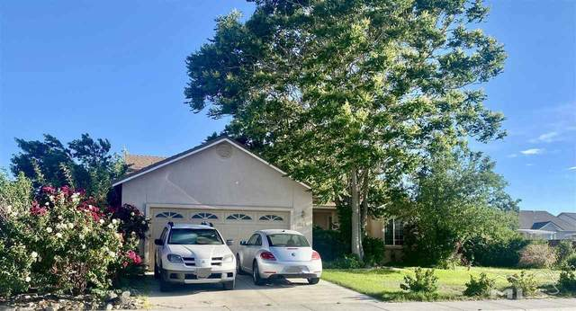 985 Julia, Fernley, NV 89408 (MLS #210008551) :: Theresa Nelson Real Estate