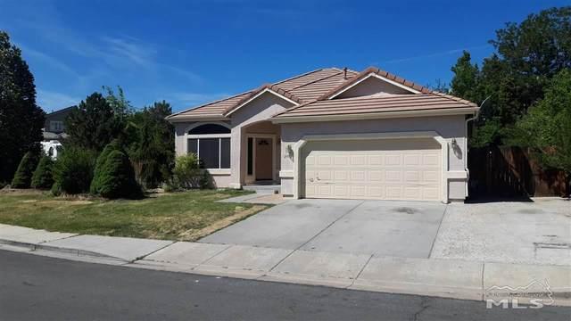 2955 Roxbury Drive, Reno, NV 89523 (MLS #210008552) :: The Mike Wood Team