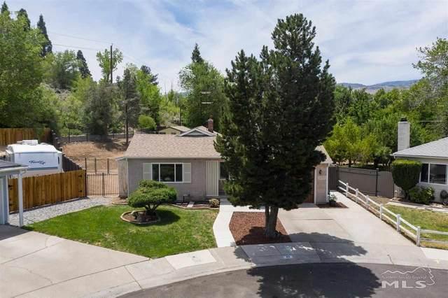 50 Kaye Way, Reno, NV 89509 (MLS #210008553) :: Vaulet Group Real Estate