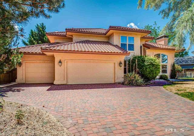 105 Augusta Ct, Dayton, NV 89403 (MLS #210008559) :: Theresa Nelson Real Estate