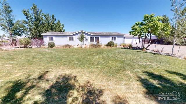 5795 Bird Lane, Winnemucca, NV 89445 (MLS #210008562) :: NVGemme Real Estate