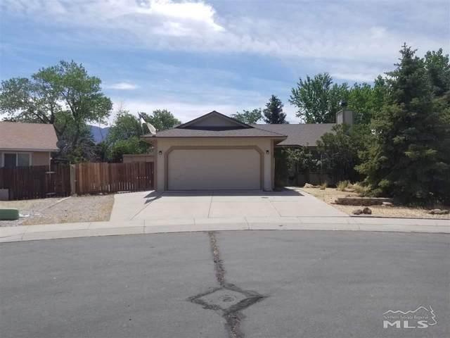 610 Boulder Circle, Dayton, NV 89403 (MLS #210008565) :: Theresa Nelson Real Estate
