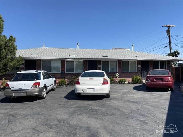 1701 Stewart St, Reno, NV 89502 (MLS #210008569) :: Vaulet Group Real Estate