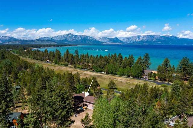 4006 Meadow Rd, South Lake Tahoe, CA 96150 (MLS #210008573) :: Theresa Nelson Real Estate