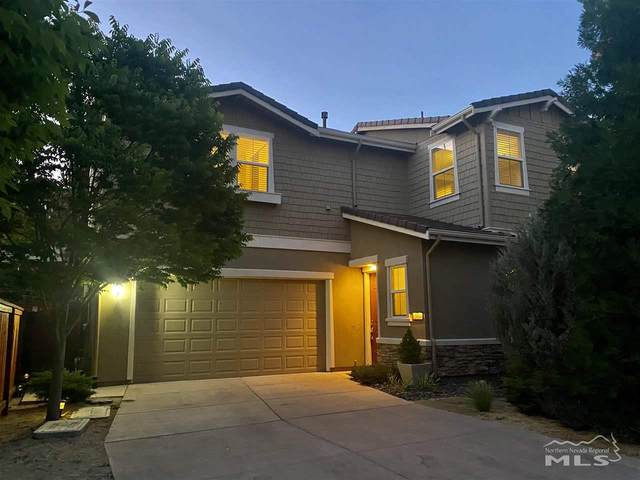 2030 Heavenly View Trail, Reno, NV 89523 (MLS #210008576) :: The Mike Wood Team