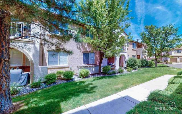 6100 Ingleston Dr #726, Sparks, NV 89436 (MLS #210008578) :: The Mike Wood Team